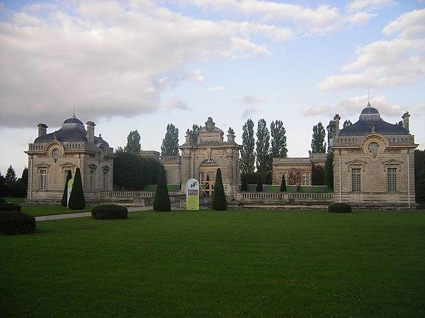 Photo de la ville Blérancourt