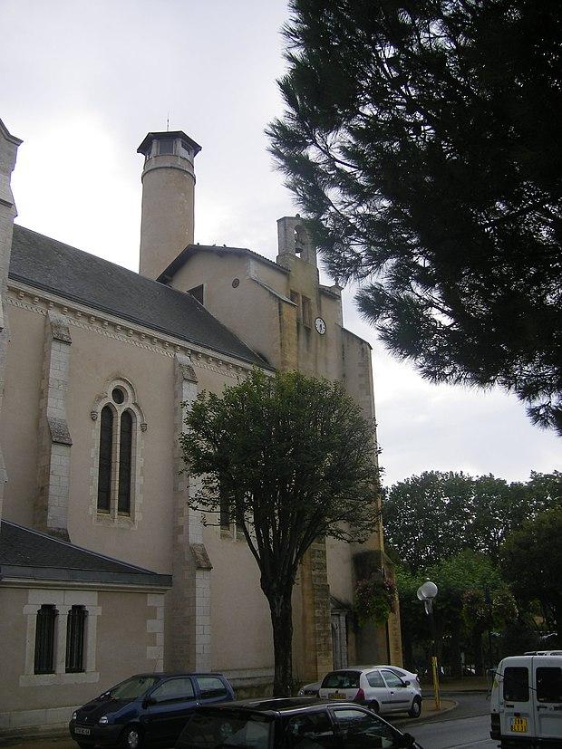 Monument historique à Capbreton