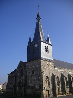 Image illustrative de l'article Église Saint-Memmie de Bergères-lès-Vertus