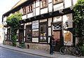 Fachwerkhaus in Altstadt Qudlinburg. IMG 3833WI.jpg