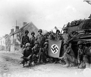 Falaise, Calvados - Liberation of Falaise, 1944