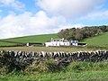 Farm house at West St Colmac Ettrick Bay Bute - geograph.org.uk - 1529916.jpg