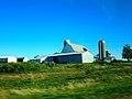 Farm with Two Silos - panoramio (36).jpg