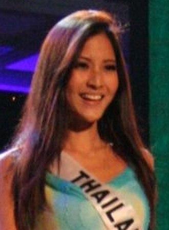 Farung Yuthithum - Farung Yuthithum at Miss Universe