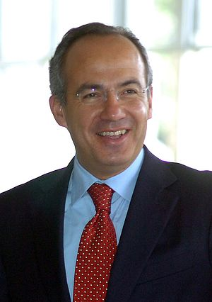 National Action Party (Mexico) - Felipe Calderón, President of Mexico (2006-12)