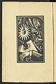 Fernand Victor Toussaint van Boelaere - Het gesprek in tractoria, met houtsneden van Henri van Straten - Royal Library of Belgium - III 66.981 A (p. 0004).jpg