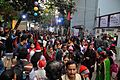 Festive People - Christmas Observance - Poush Mela - Nandan Area - Kolkata 2015-12-25 8119.JPG