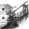 Figure de proue du vaisseau français le Couronne en 1766.jpg