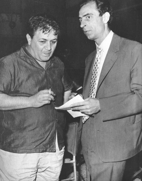 Filippoulis with Hatzidakis