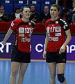 Finale de la coupe de ligue féminine de handball 2013 042.jpg