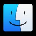 Finder icon macOS Yosemite.png