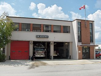 Timmins - Timmins Fire Department