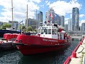 Fireboats moored at Fire Hall 324, 2016 07 03 (2).JPG - panoramio.jpg