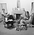 Fireman's Family- Everyday Life in Wartime London, 1942 D12058.jpg