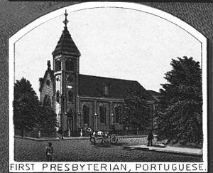 Sarah Poulton Kalley - The First Presbyterian Portuguese Church in Springfield