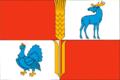 Flag of Isaklinsky rayon (Samara oblast).png