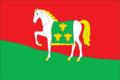 Flag of Staroatlashskoe (Ulyanovsk oblast).png