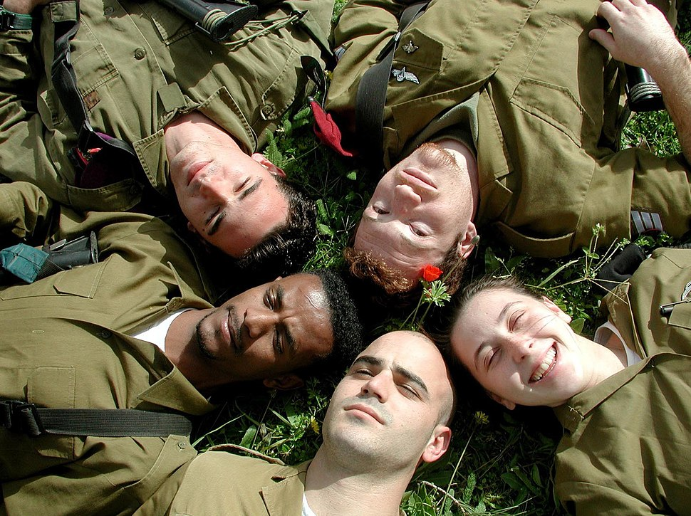 Flickr - Israel Defense Forces - Taking a Break