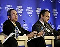 Flickr - World Economic Forum - Jay Johnson, Waldemar Pawlak - World Economic Forum Turkey 2008.jpg