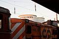Flickr - nmorao - Locomotiva 1463, Estação do Entroncamento, 2008.12.20.jpg