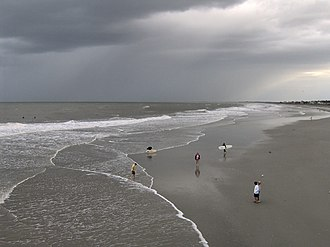 Folly Beach, South Carolina - Folly Beach