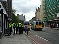 Football policing, Gorgie Road - geograph.org.uk - 1436080.jpg