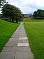 Footpath to the University of Brighton - geograph.org.uk - 521572.jpg