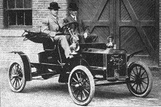Ford Model N car model