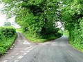 Fork in the road - geograph.org.uk - 1355424.jpg