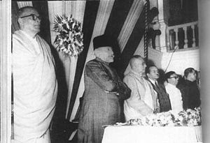 National Library of India - Formal opening of the National Library on 1 February 1953.