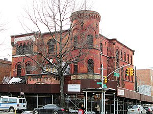 Former 18th Precinct Station House and Stable 4302 4th Avenue Sunset Park 1.jpg