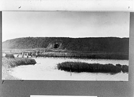 Fort Redoute in 1930