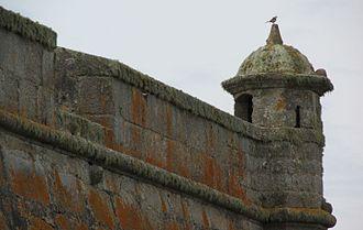 Tourism in Uruguay - Santa Teresa fortress