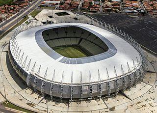 Castelão (Ceará) Football stadium in Fortaleza, Ceará, Brazil