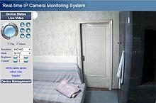 32c8d08bf2c Võrgukaamera Foscam FI8908W kasutajaliides