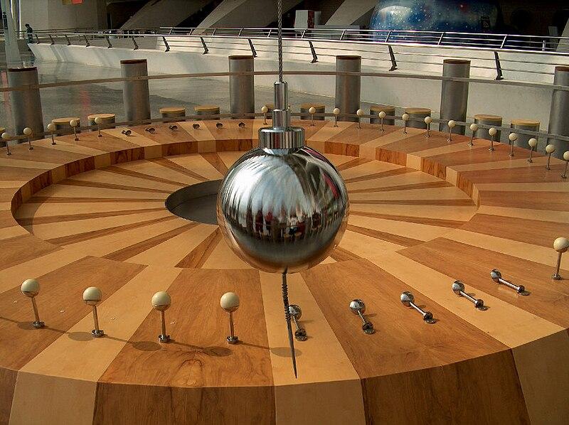 File:Foucault pendulum closeup.jpg