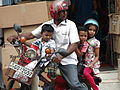 Four on a Bike, Jaffna.jpg
