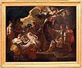 Francesco solimena (attr.), zeusi dipinge venere prendendo a modello le fanciulle di crotone.jpg