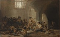 Francisco de Goya - La casa de locos - Google Art Project.jpg