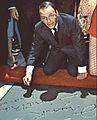Frank Sinatra handprint ceremony Grauman's Chinese Theatre 1965.jpg