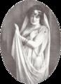Frau Jeritza als Ariadne 1917 Franz X. Setzer.png