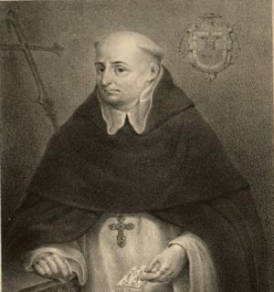 Alonso de Montúfar Archbishop of Mexico