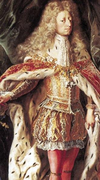 Frederick IV of Denmark - Frederick as King.