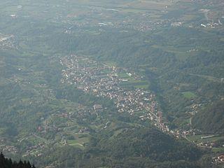 Fregona Comune in Veneto, Italy