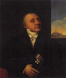 Johann Friedrich Leopold Duncker, Ölgemälde von seinem Sohn Carl Duncker, 1829 (Quelle: Wikimedia)
