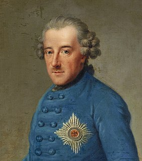 Frederick the Great King of Prussia, 1740–1786
