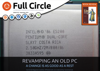 Full Circle (magazine) - Issue 137