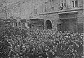Funeral of Michał Bałucki in Kraków (1901-10-20)a.jpg
