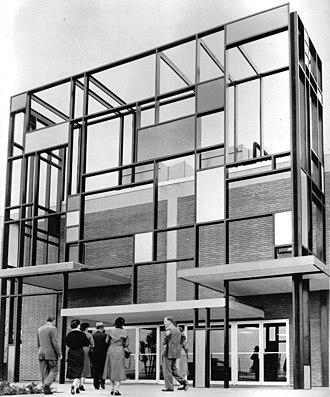 Dallas Market Center - Southwest Homefurnishings Mart c.1957