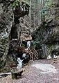 Furth adT - Steinwandklamm, Eingang.JPG